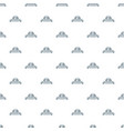 Reconstruction pattern seamless