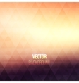 Colorful geometric background with vector image