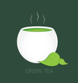 GREENTEA vector image