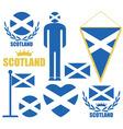 Scotland vector image vector image