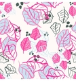 Seamless pattern for fabric textile design in vector image vector image