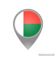 madagascar point vector image vector image