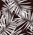 leaf seamless pattern4 vector image vector image