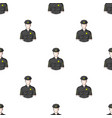 policemanprofessions single icon in cartoon style vector image vector image