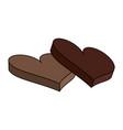 chocolate icon image vector image