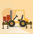 construction tools equipment vector image