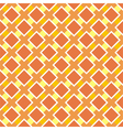 Sunny orange seamless background vector image