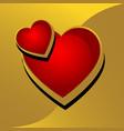 heart icon sign symbol vector image vector image