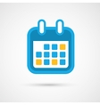 Calendar Icon - month vector image vector image
