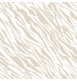 abstract safari pattern zebra seamless print vector image vector image