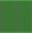 knit texture green color seamless pattern fabric vector image vector image