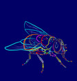 insect 1-9 vector image vector image