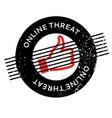 Online threat rubber stamp