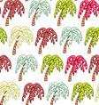 Palm Endless Seamless Pattern vector image vector image
