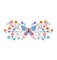 summer abstract background banner design vector image vector image