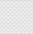 white geometric seamless pattern vector image vector image