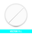 pill vector image