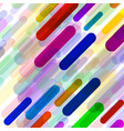 Abstract background with colorful geometric lines