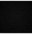 black 3d seamless pattern vector image