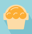 Sweets Icon vector image vector image