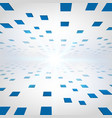 abstract perspective background vector image vector image