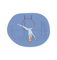 circus performance entertainment concept vector image