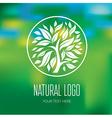 Natiral Logo 05 vector image vector image