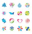 Design icons symbols vector image