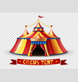 circus tent transparent background image vector image vector image