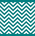 blue chevron retro decorative pattern background vector image vector image