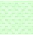 green brick pattern seamless vector image