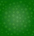 st patricks day green background a st patricks vector image vector image