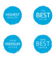 best offer labels vector image