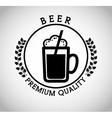 drinks premium quality vector image vector image