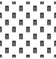 drinks refrigerator pattern seamless vector image vector image