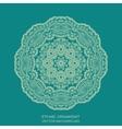 Circle lace ornament mandala