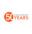 50 years logo concept