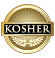 Kosher vector image vector image