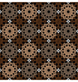 lace fabric vector image vector image