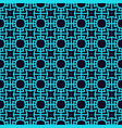 seamless linear pattern stylish texture with vector image vector image