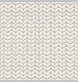 tile grey and pastel knitting pattern vector image