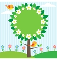 Tree frame vector | Price: 1 Credit (USD $1)