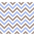blue and gray grunge chevron background vector image