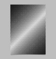 halftone square pattern background brochure vector image vector image