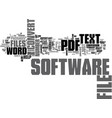 why convert pdf to text and how to do it in a vector image vector image