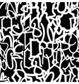 Graffiti Background Pattern vector image vector image
