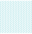 herringbone pattern background vector image vector image