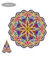 Mandala Coloring 5 vector image