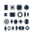 device technology electronic vector image vector image