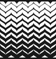 halftone patten smooth zigzag lines vector image vector image